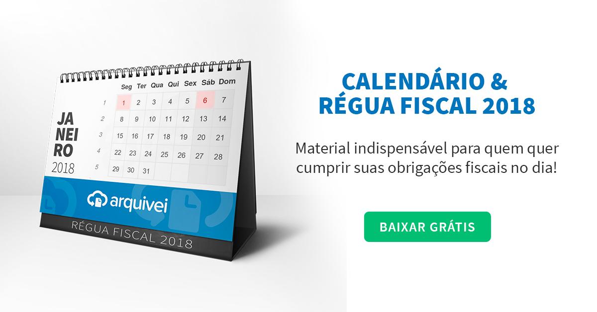 Calendário Fiscal