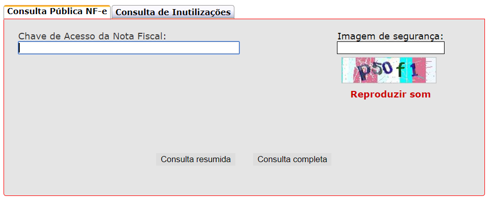 arquivo xml nfe sp