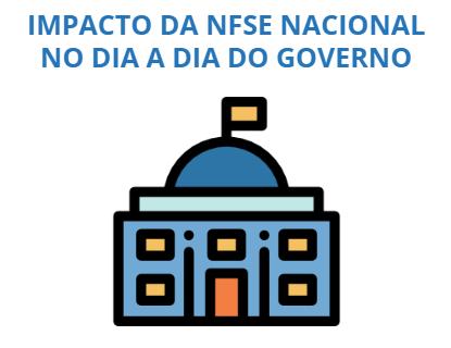Impacto da NFSe nacional no dia a dia do Governo