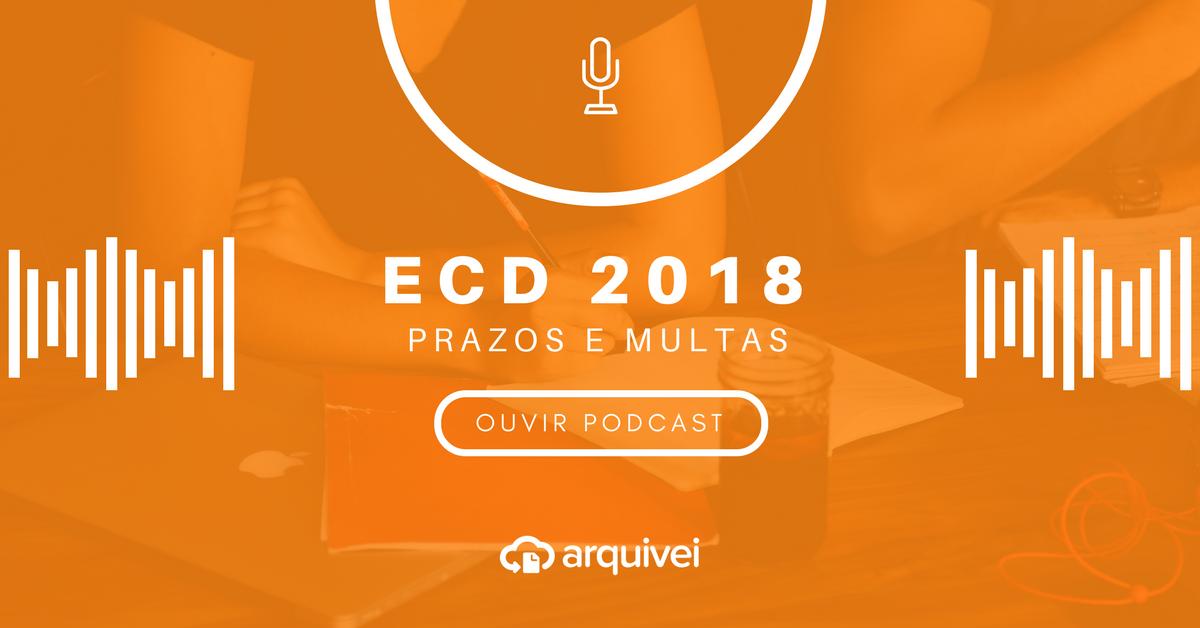 Podcast Arquivei ECD