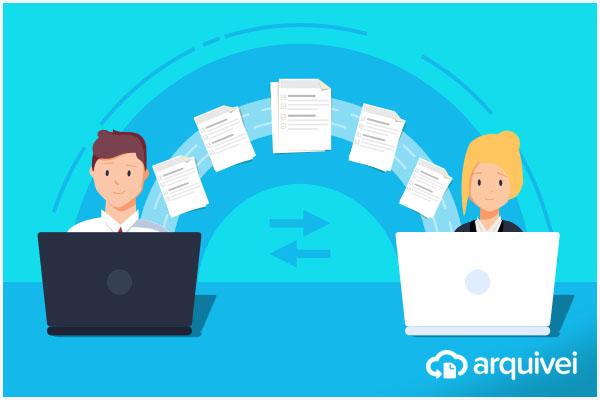 Recebimento de NFes e a comunicação entre o escritório contábil e o cliente